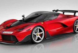 Alguien ha encargado un Ferrari LaFerrari modificado a RevoZport