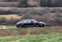 El jefe de desarrollo de los eléctricos de Porsche filtra detalles de la batería del Taycan