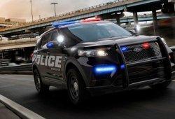 El Ford Police Hybrid Interceptor nos adelanta el nuevo Explorer