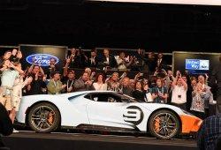 El primer Ford GT Heritage Edition 2019 subastado por 2.5 millones