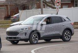 El nuevo Ford Kuga nos muestra su interior por primera vez