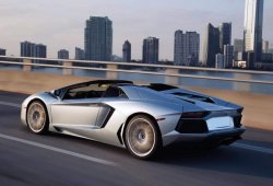 Lamborghini confirma que el futuro Aventador será electrificado