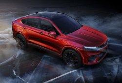 Geely desvela su primer SUV coupé de forma oficial: te presentamos el nuevo FY11