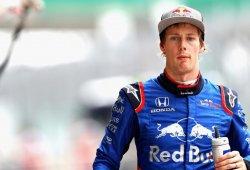 Hartley cuenta cómo vivió su despido de Toro Rosso