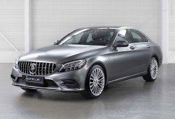 """Hofele-Design presenta el Mercedes Clase C """"Pan-Amerikana"""", un guiño al 300 SL"""