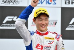 Honda sitúa a Teppei Natori, otra gran promesa, en Carlin