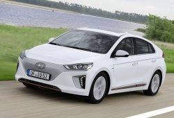 El Hyundai IONIQ Eléctrico estrenará una batería de 38,3 kWh
