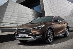 El futuro del Infiniti QX30 pasa por desprenderse de su relación con Mercedes