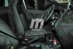 Un vistazo al interior del nuevo pick-up de Fiat basado en el Mobi