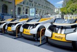 Moby, el proyecto de movilidad urbana de Italdesign para usuarios de sillas de ruedas