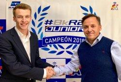 Jan Solans disputará el Junior WRC con Rally Team Spain