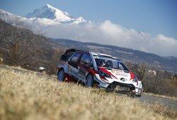 Meeke domina el shakedown del Rally de Montecarlo