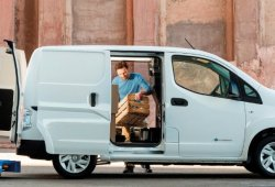 La Nissan NV200 diésel se deja de fabricar en favor de la eléctrica
