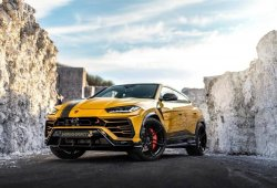 Manhart Performance prepara un Lamborghini Urus de 812 CV