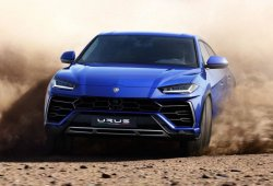 Lamborghini desvela el nuevo Urus Off-road package
