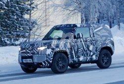 El nuevo Land Rover Defender 90 evoluciona a su paso por Suecia