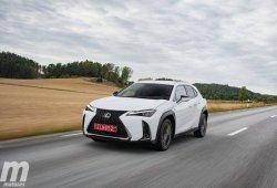 Lexus estudia ampliar las versiones deportivas F a los SUV empezando por el nuevo UX