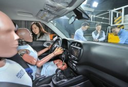 Los futuros Hyundai y Kia contarán con un nuevo airbag de colisión múltiple
