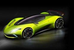 """Lotus y Williams se asocian para desarrollar el hiperdeportivo """"Omega"""""""