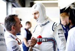 """Lowe sobre Sirotkin: """"Es una pena que sólo podamos tener dos pilotos"""""""