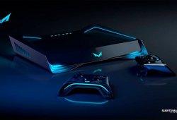 Así de futuristas serán los mandos de Mad Box, la consola de Slightly Mad Studios
