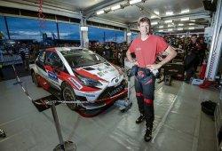 Marcus Grönholm competirá en Suecia con un Yaris WRC
