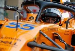 """McLaren confía en Sainz para suplir a Alonso: """"Nos ha impresionado"""""""