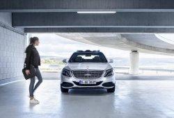 Mercedes presenta un demostrador de tecnología de conducción autónoma basado en el Clase S