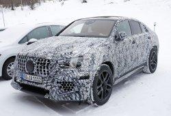 El nuevo Mercedes AMG GLE 63 Coupé 2020 comienza sus pruebas en el norte de Europa