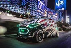 Mercedes Vision Urbanetic, redefiniendo la movilidad de las personas y mercancías
