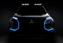 Mitsubishi Engelberg Tourer: nuevo crossover eléctrico para Ginebra 2019