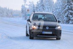 Volkswagen usa el Golf Sportsvan para desarrollar un nuevo coche eléctrico