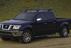 El veterano Nissan Frontier será renovado en Estados Unidos