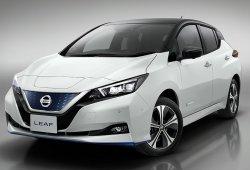 El nuevo Nissan Leaf e+ celebra su lanzamiento con la edición limitada 3.Zero