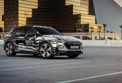 Audi apuesta por la realidad virtual en el CES 2019