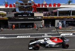 Paul Ricard modifica la peligrosa entrada al pit-lane