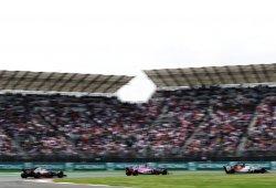 Pérez incluye a Sauber entre los candidatos al cuarto puesto de constructores
