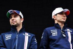 """Pérez: """"Ocon merece un asiento en la F1, pero estar un año fuera es arriesgado"""""""