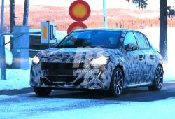El Peugeot 208 realiza sus últimas pruebas en la nieve