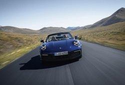 Porsche inaugura el año 2019 desvelando la nueva generación del 911 Cabrio