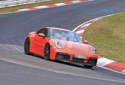 El nuevo Porsche 911 Carrera S hace el Nürburgring en 7:25