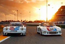 Porsche rescata la clásica decoración Brumos Racing para Daytona