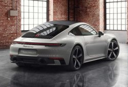 El nuevo 911 Carrera ya cuenta con el toque de Porsche Exclusive
