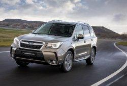 Precios y gama del Subaru Forester 2019, ahora más deportivo y equipado