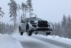 Los protagonistas del WRC preparan el Rally de Suecia