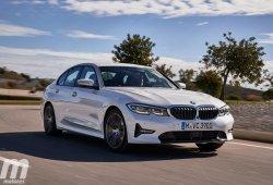 Prueba BMW Serie 3 2019, presentación de la nueva generación G20 (con vídeo)