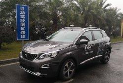 PSA amplía sus pruebas de conducción autónoma hasta China