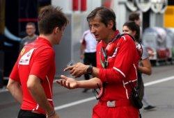 ¿Qué tienen en común Alonso y Leclerc? Rivola al habla