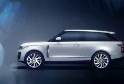 Land Rover cancela el Range Rover SV Coupe antes de fabricarlo