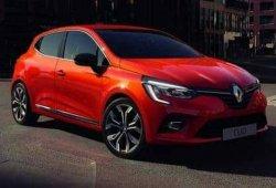 ¡No esperes más! Así es el nuevo Renault Clio 2019, se filtra su diseño exterior